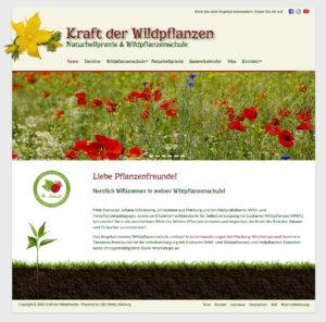 Kraft der Wildpflanzen