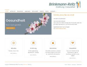 Brinkmann-Reitz – Ernährung und Gesundheit